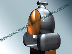拓维斯设计和北京科技研究协会共同开发的家用台式烹饪机器人