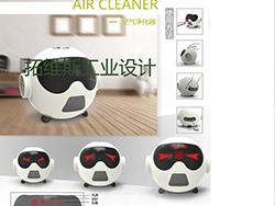 机器人空气净化器
